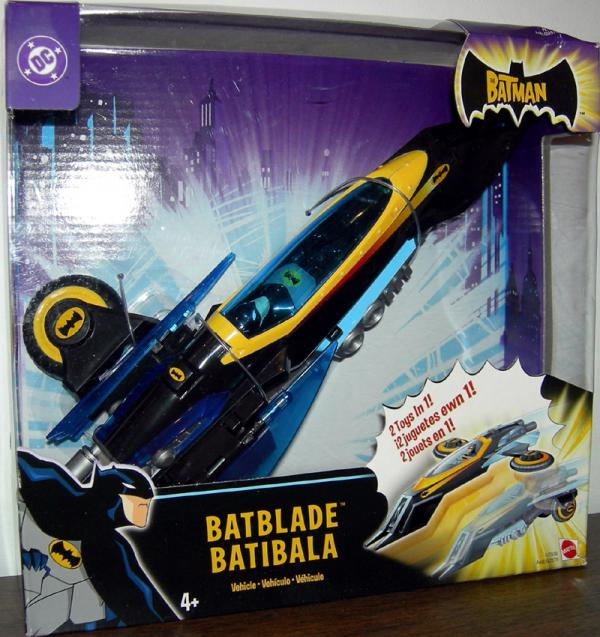 Batblade Batman vehicle