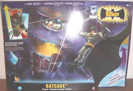 Batcave Batman 2004 playset