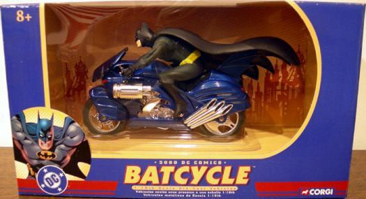 2000 Batcycle, Corgi