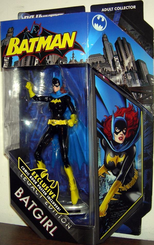 Batgirl DC Universe, Legacy Edition