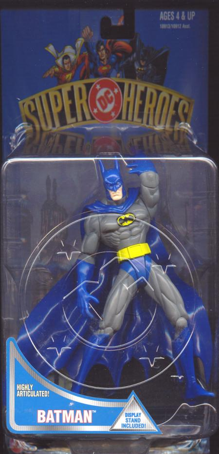 7 inch Batman, DC Super Heroes