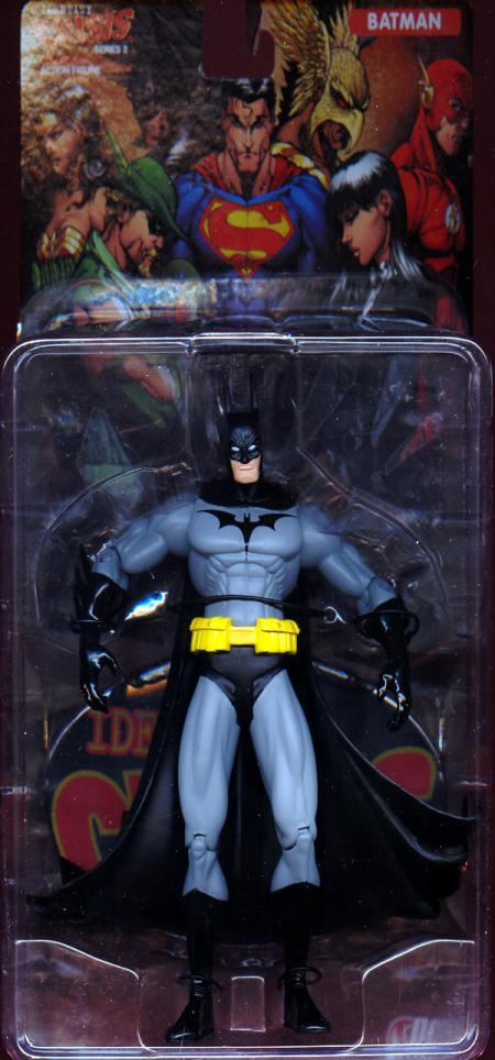 Batman Identity Crisis