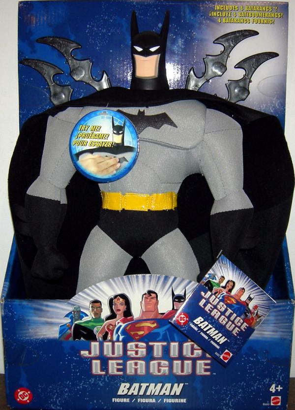 15 Inch Batman Justice League Plush action figure