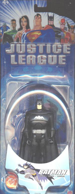 Batman Justice League, dark costume