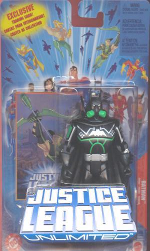 Batman Justice League Unlimited