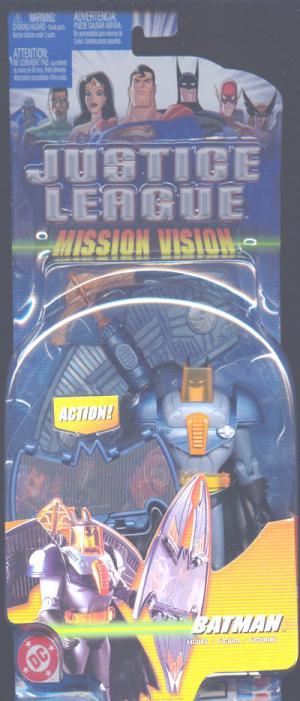 Batman Mission Vision