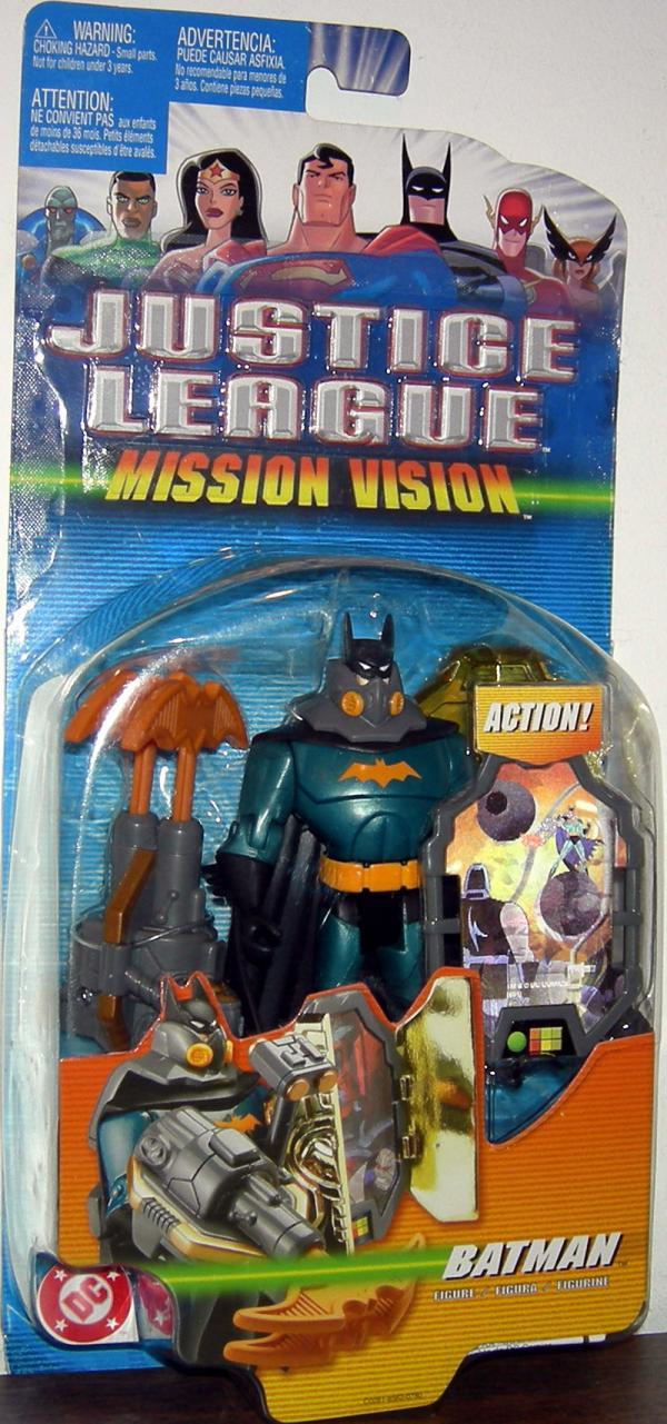 Batman Mission Vision 2