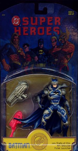Batman Warner Brothers DC Super Heroes