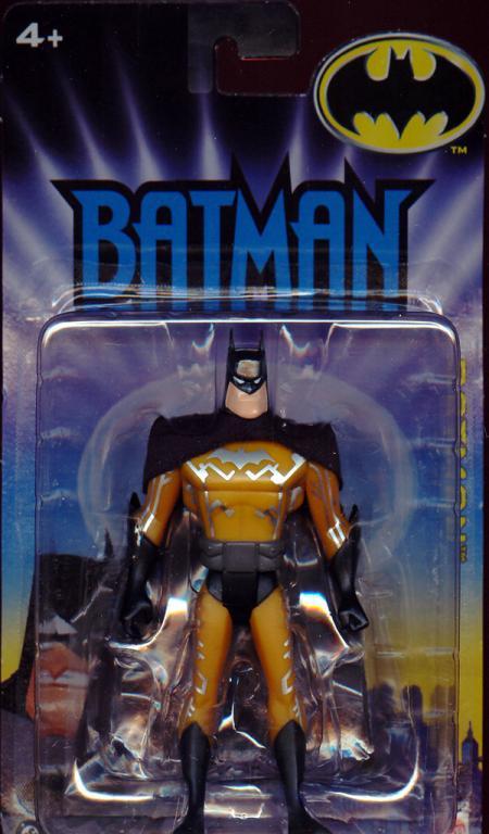 Tech Suit Batman 2006 action figure
