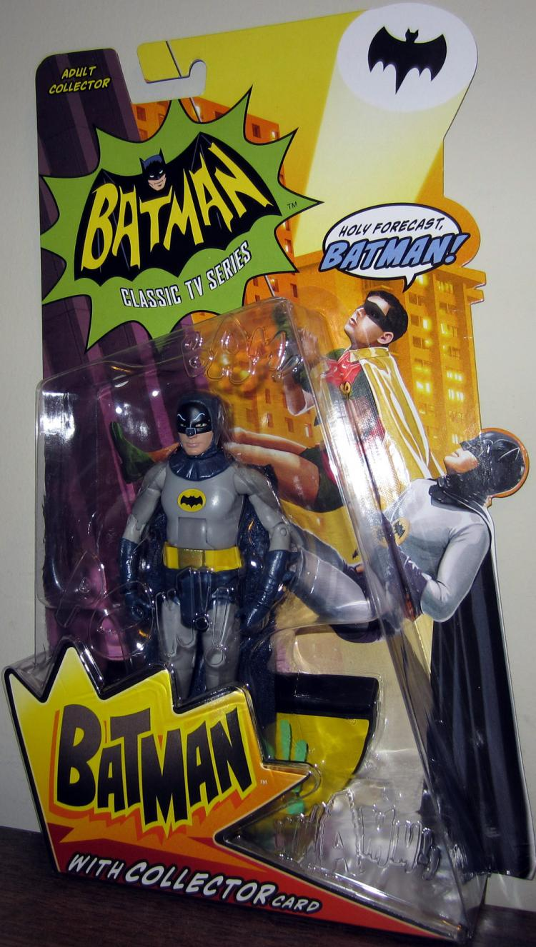 Batman Classic TV Series action figure