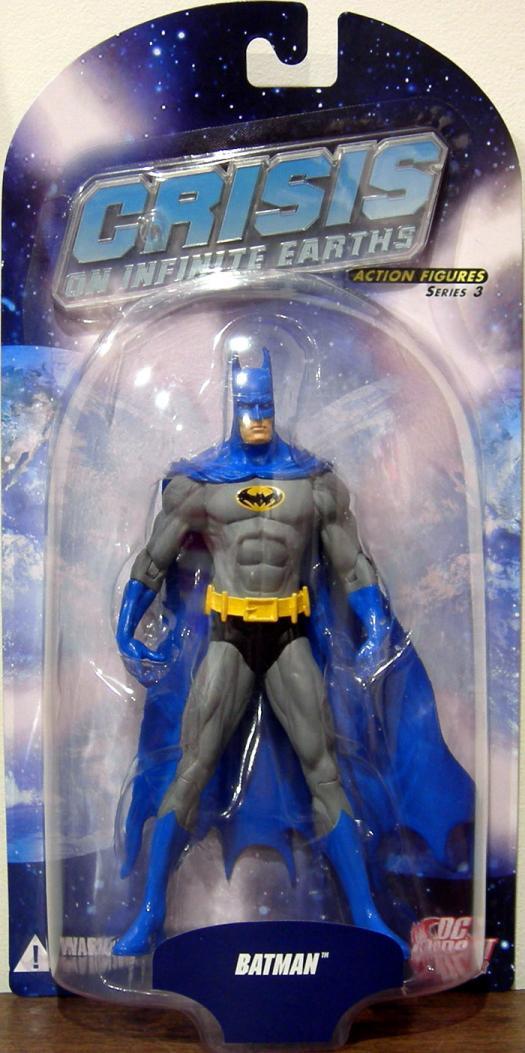 Batman Crisis Infinite Earths, series 3