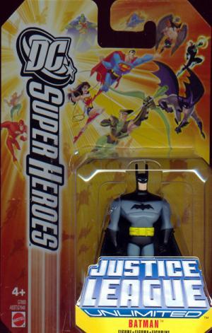 Batman DC SuperHeroes Die-Cast action figure