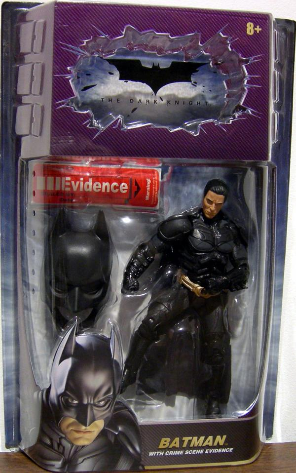 Batman Movie Masters Dark Knight Unmasked Action Figure