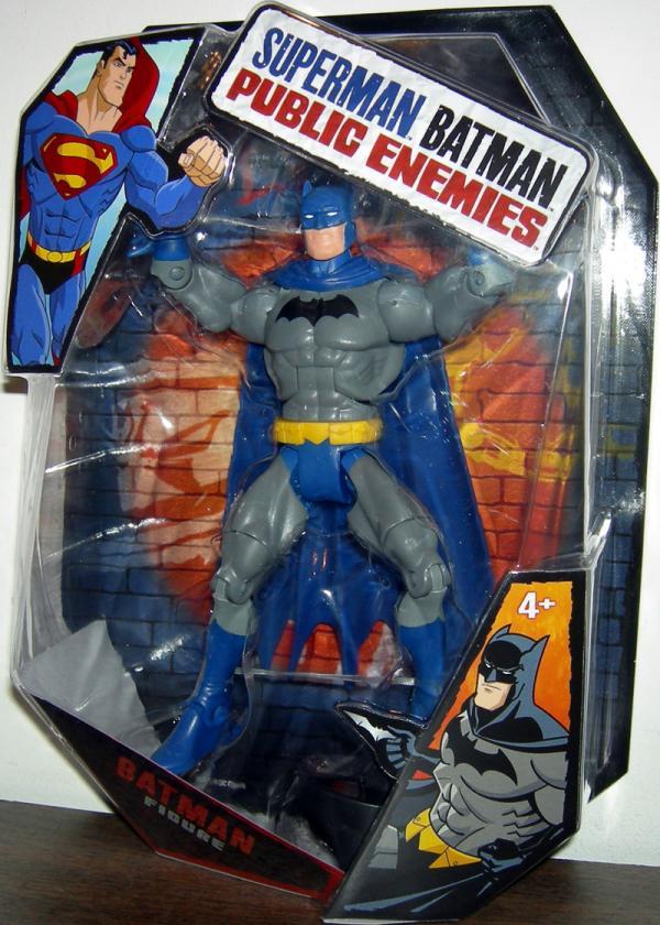 Batman Superman Batman Public Enemies, repaint