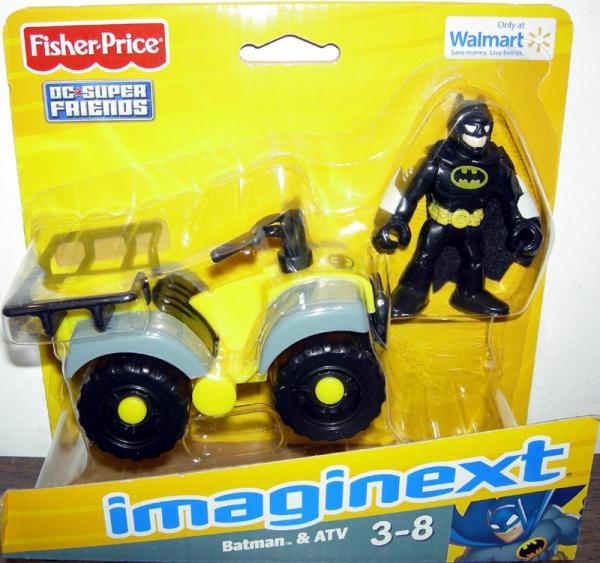 Batman ATV Imaginext Walmart Exclusive Fisher-Price