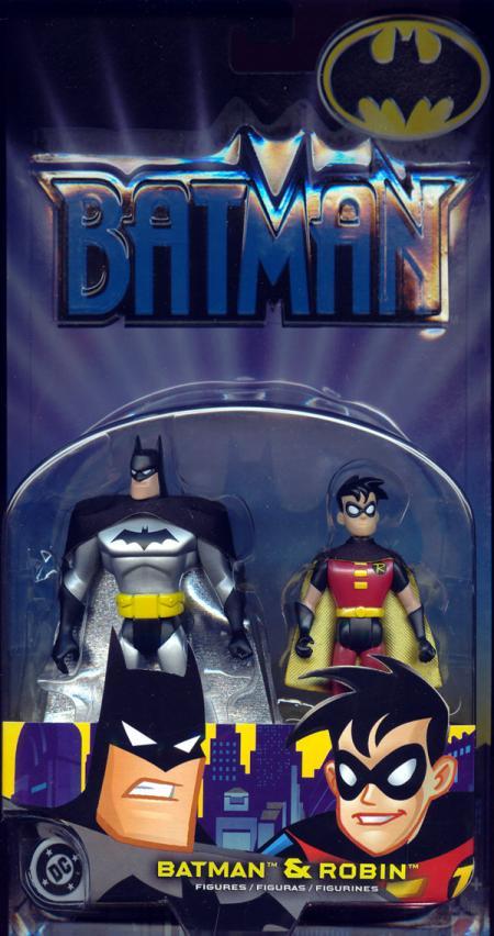 Batman Robin Carded Mattel 2002 action figures