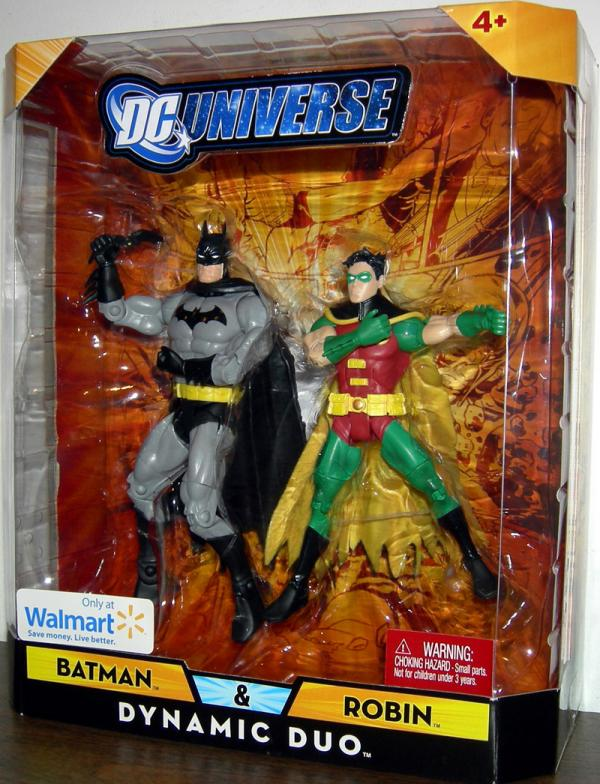 Batman Robin Dynamic Duo DC Universe