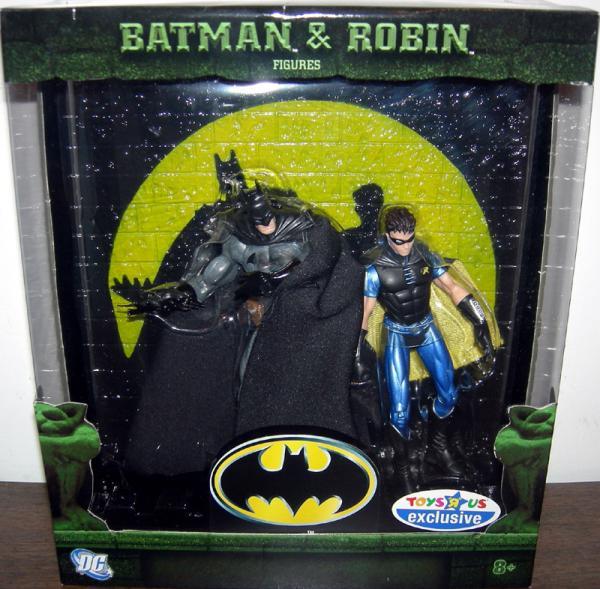 Batman Robin 2-Pack TRU Exclusive Variant action figures