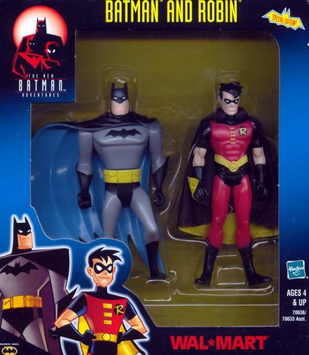 Batman Robin boxed, Walmart Exclusive