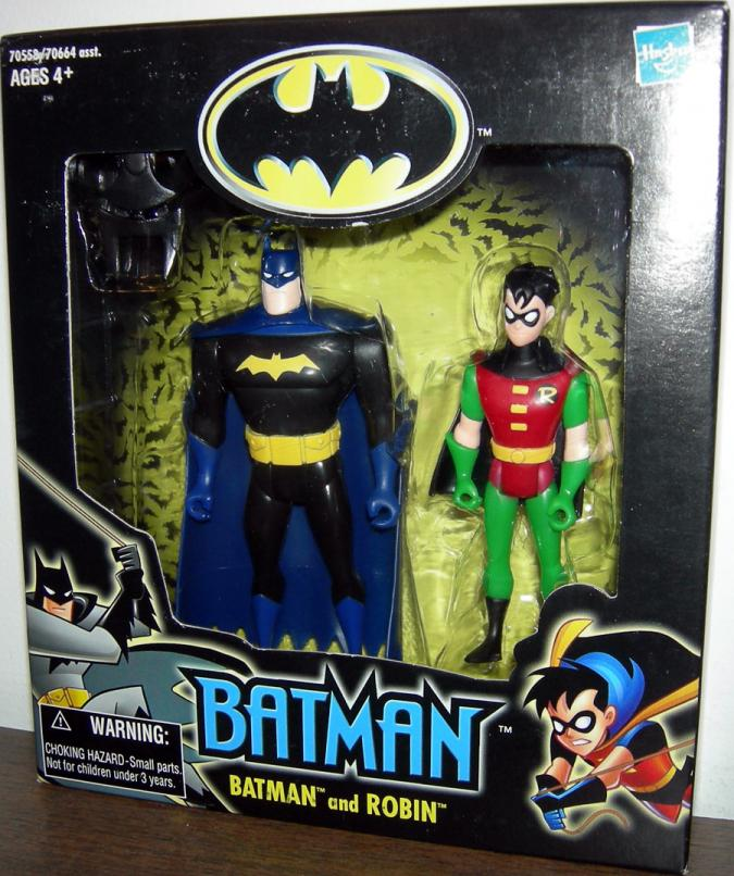 Batman Robin series 2 boxed