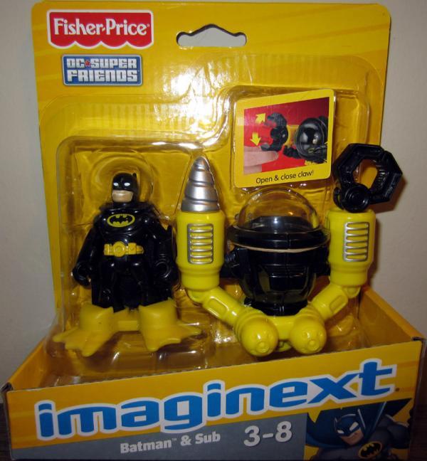 Batman Sub Imaginext