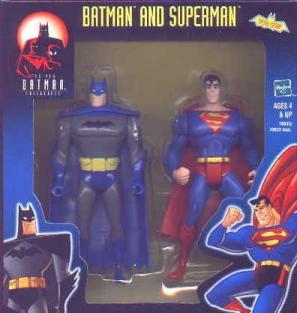 Batman Superman boxed