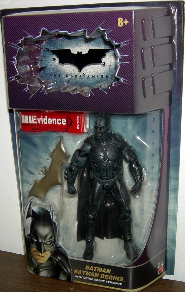 Batman Begins Batman Movie Masters Fear Toxin Ghoul variant
