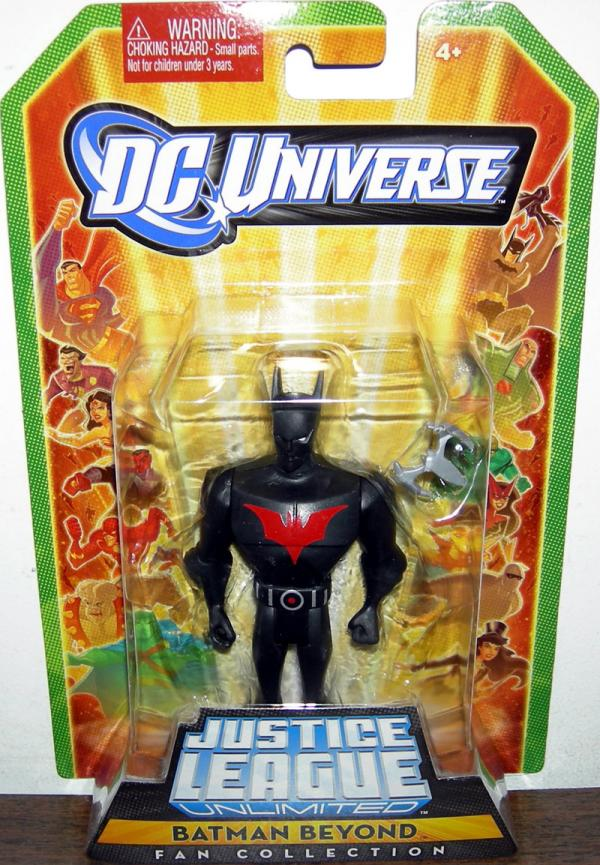 Batman Beyond Fan Collection Justice League Unlimited Action Figure