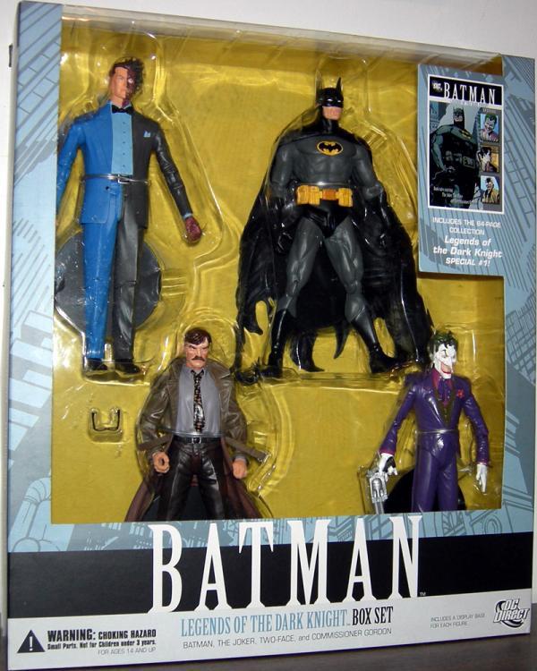 Batman Legends Dark Knight Box Set