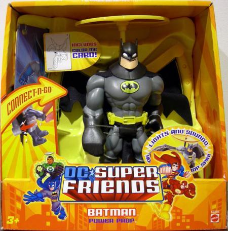 Batman Power Prop