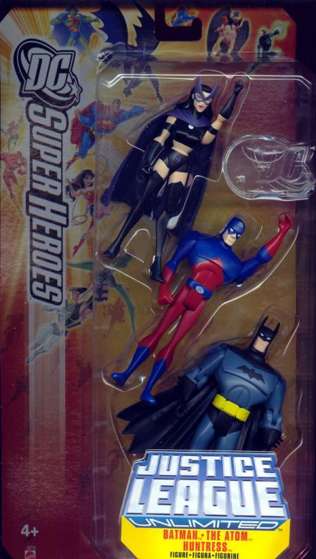Batman, Atom Huntress 3-Pack