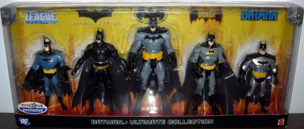 Batman- Ultimate Collection 5-Pack
