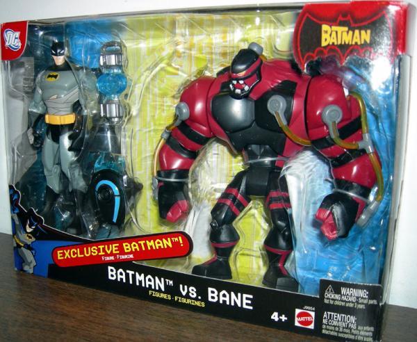 Batman vs Bane EXP