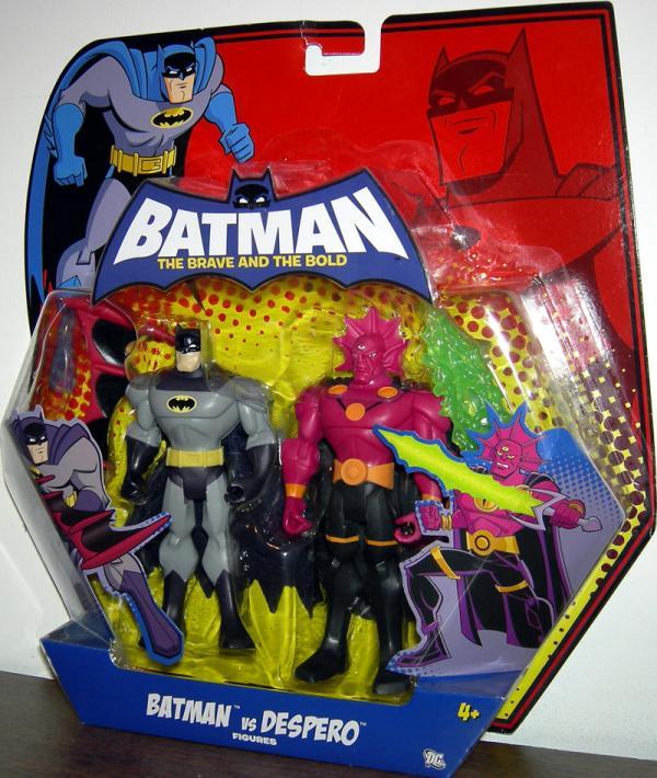 Batman vs Despero
