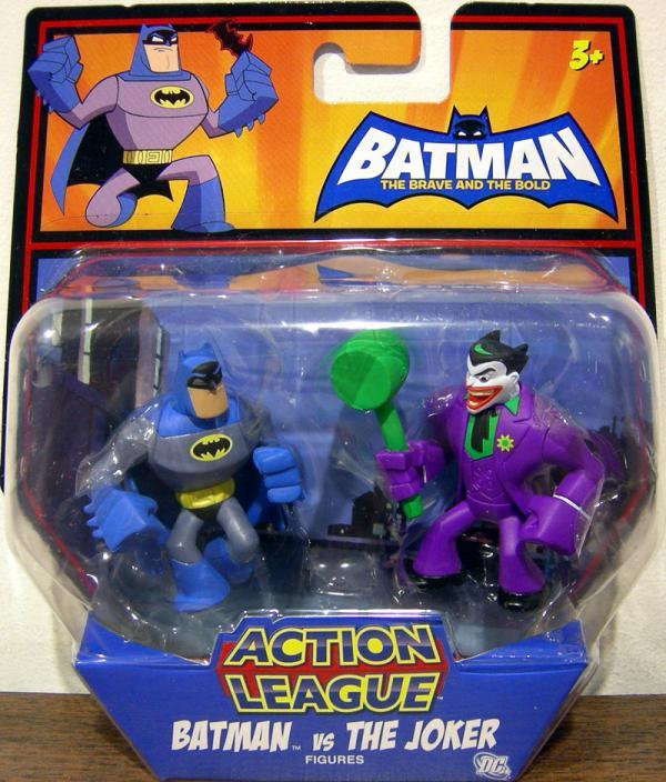Batman vs Joker Action League