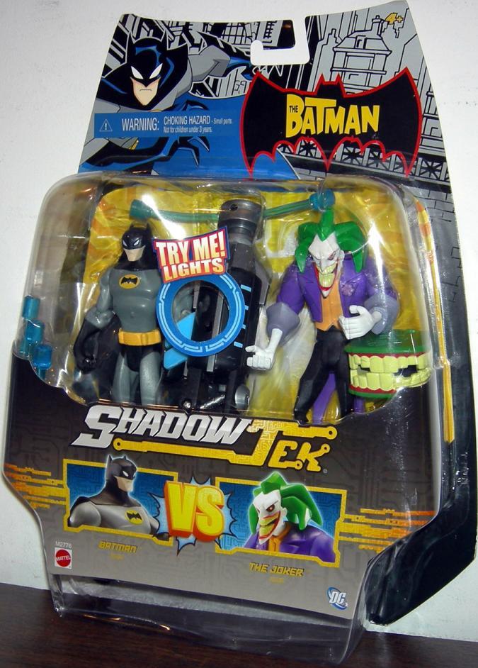 Batman vs Joker ShadowTek
