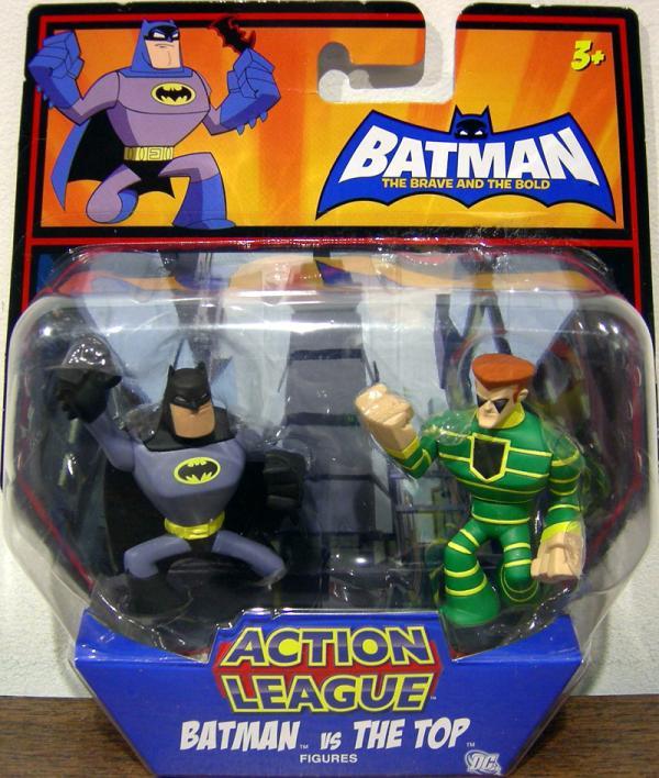 Batman vs Top Action League