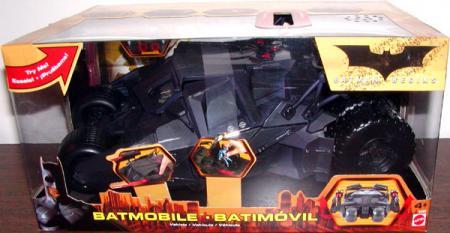 Batmobile Batman Begins