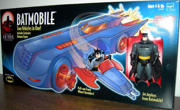 Batmobile New Batman Adventures