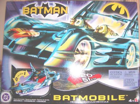 Batmobile detachable Robin Cycle