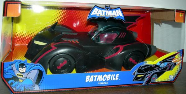 Batmobile Brave Bold