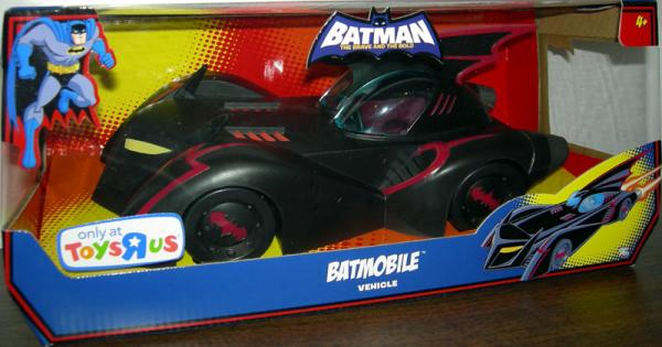 Batmobile Brave Bold, TRU Exclusive