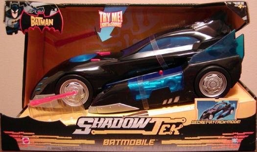 Batmobile ShadowTek