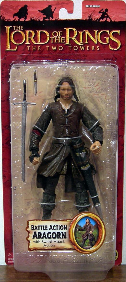 Battle Action Aragorn Trilogy
