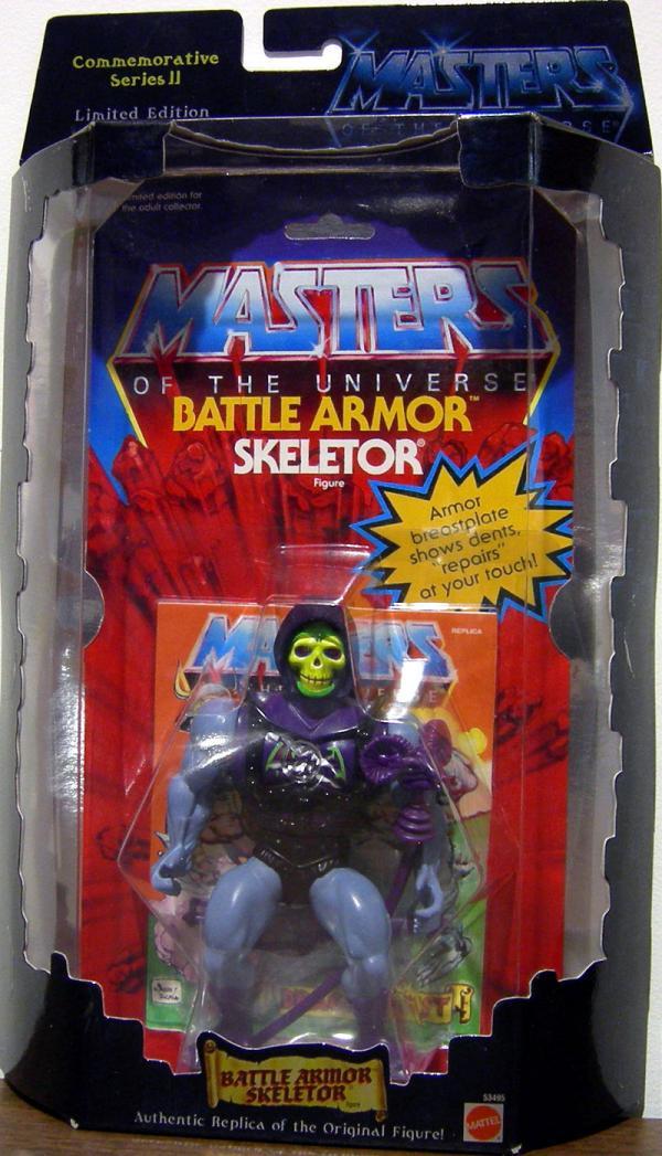 Battle Armor Skeletor Commemorative Series II