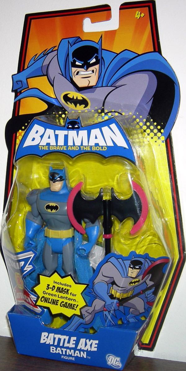 Battle Axe Batman