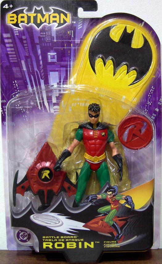 Battle Board Robin