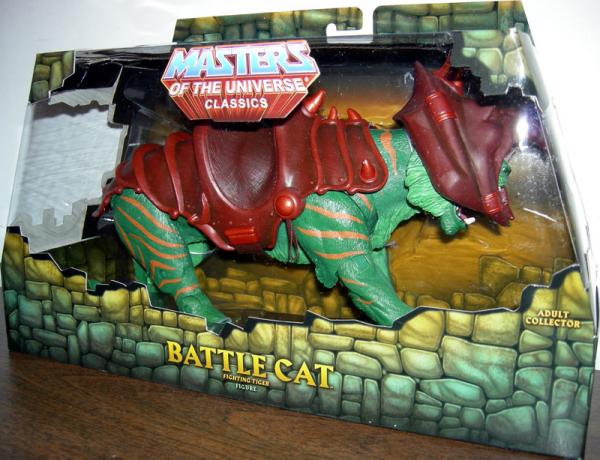 Battle Cat Action Figure Masters of the Universe Classics