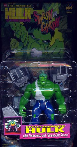 Battle Damaged Hulk