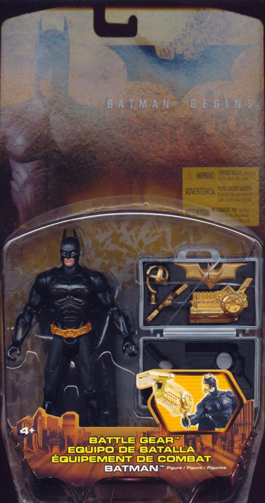 Battle Gear Batman Batman Begins